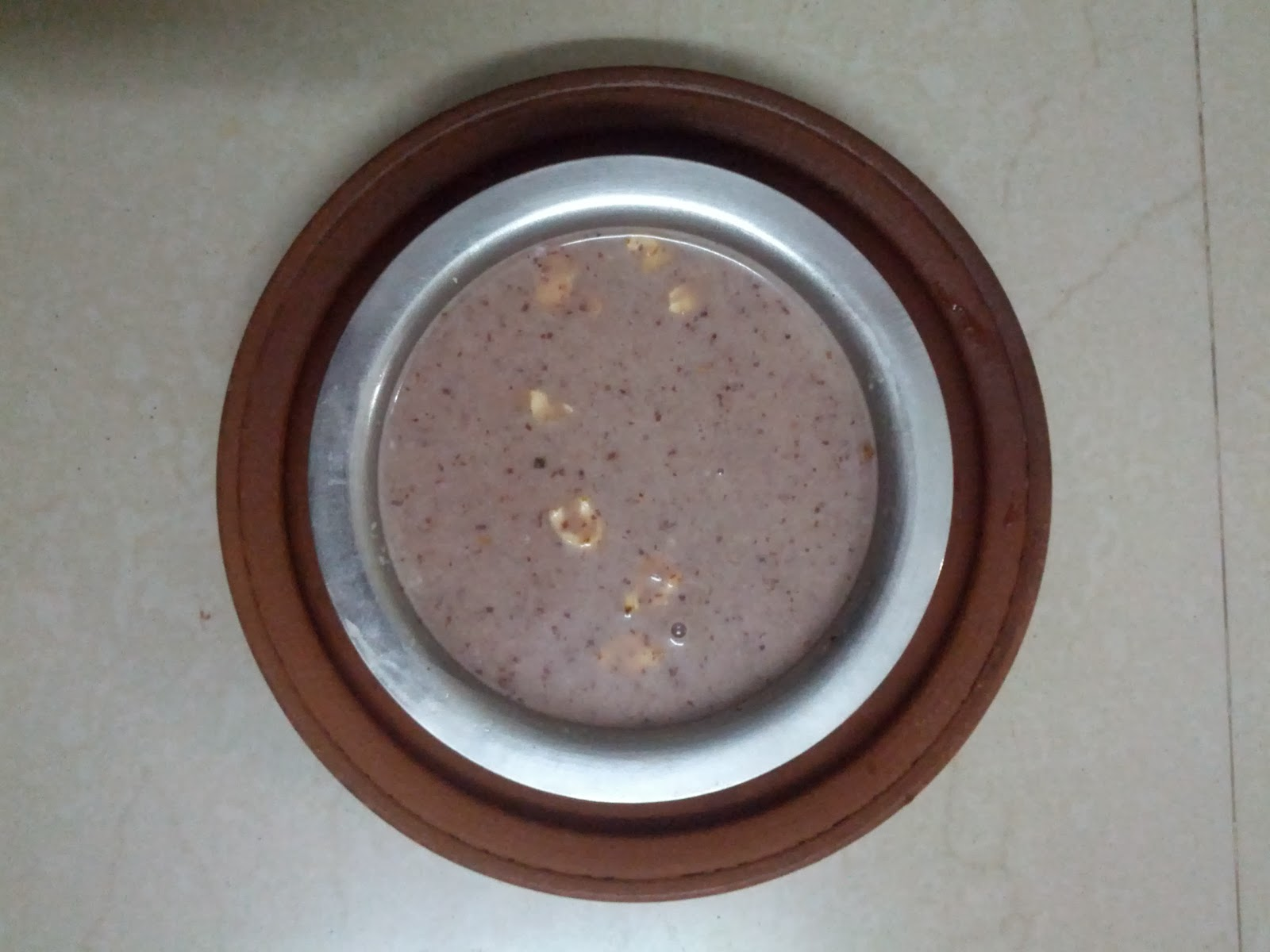 Kavuni rice kheer (paayasam)