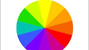 Teori tentang Warna Panas dan Dingin