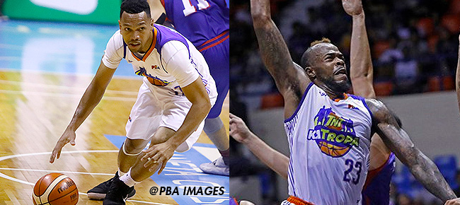 Jayson Castro, Marqus Blakely REACT To TNT Missing Playoffs