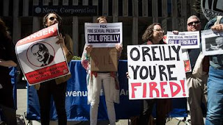 Bill O'Really Fired!