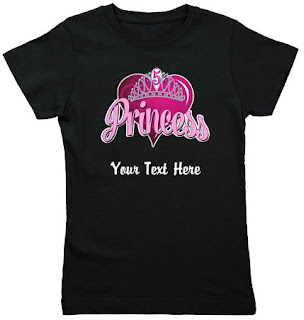 All Our 5 Year Old Princess Birthday Tshirts And Gear