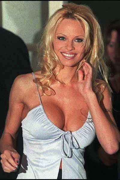 Pamela Anderson Huge Boobs