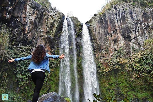 Salto da Farinha, Sao Miguel (Azores)