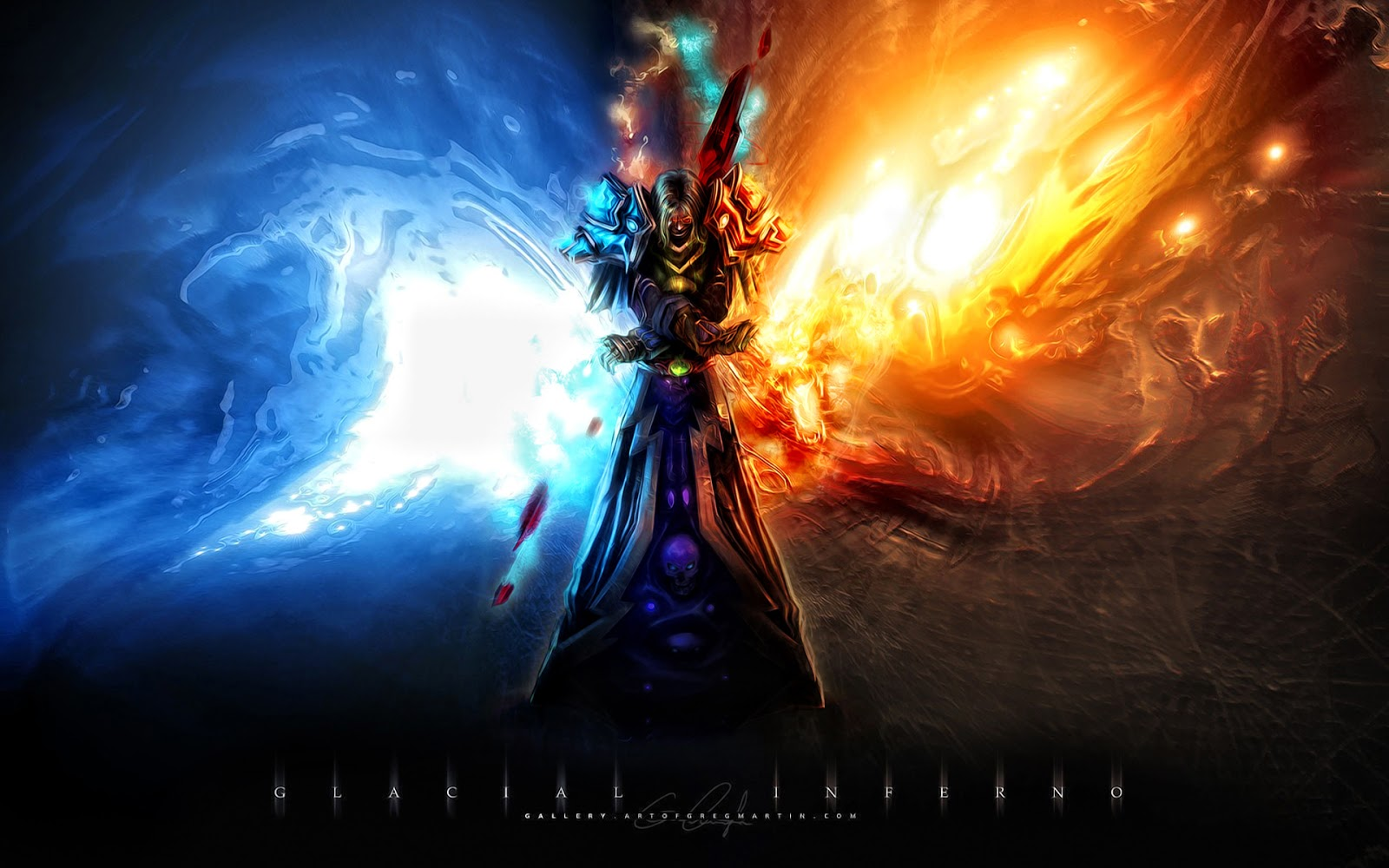 HD Wallpapers 87: Cool fire Wallpapers