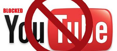 Cara Membuka Video Youtube Yang Diblokir