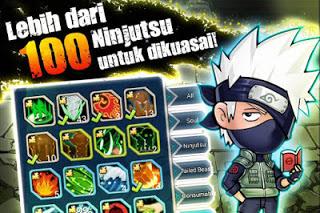 Shinobi Rebirth Ninja War