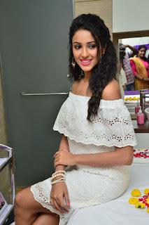 Priya Shri Actress White Stills Galleries