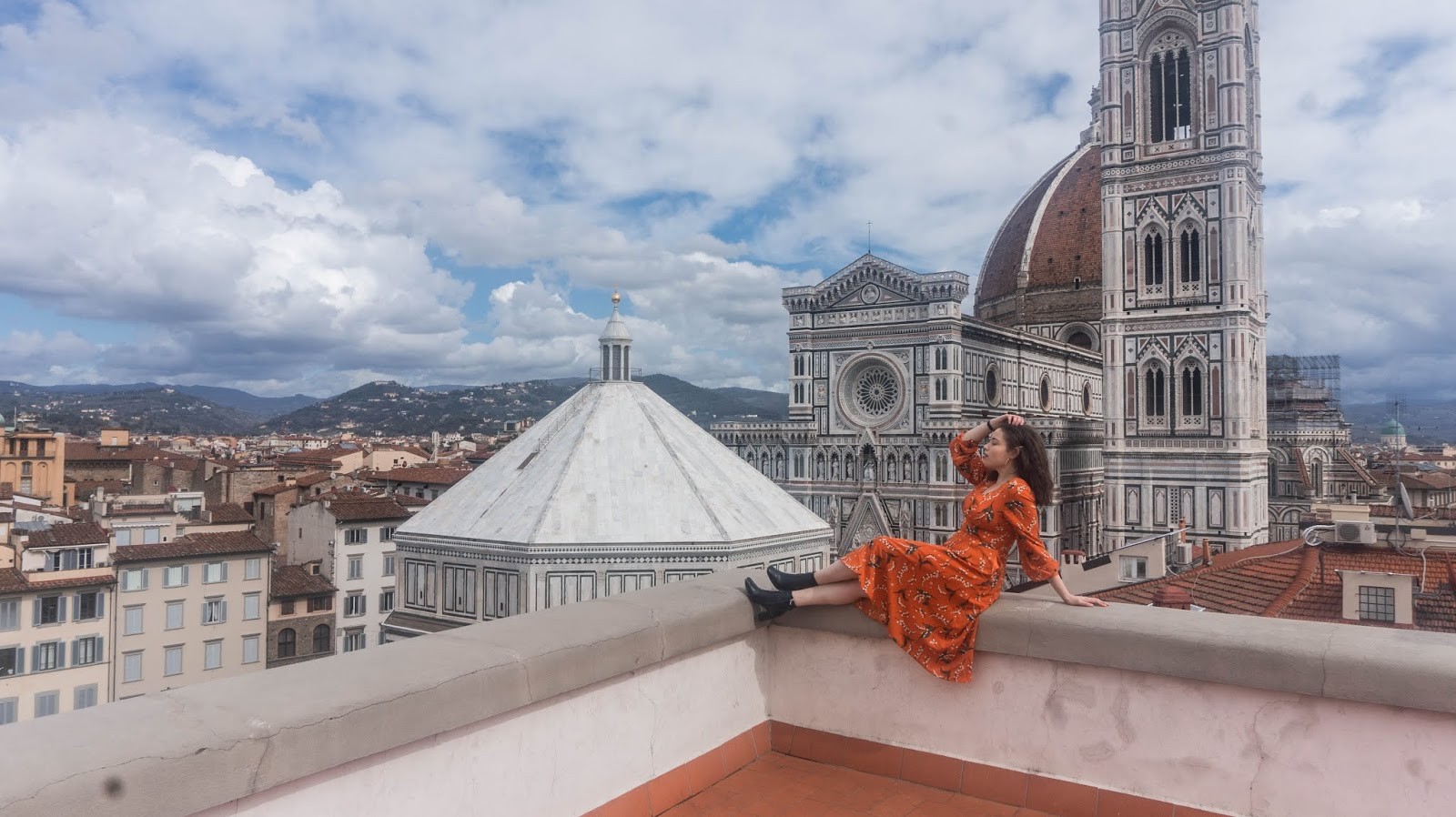 Secret 'Instagrammable' Rooftop in Florence