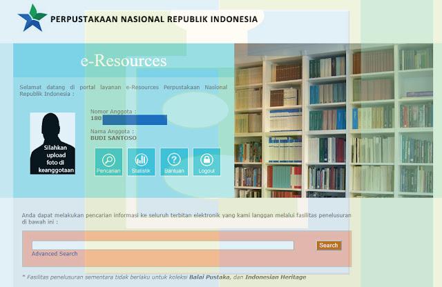 Laman Perpustakaan Nasional Republik Indonesia - udibaracom