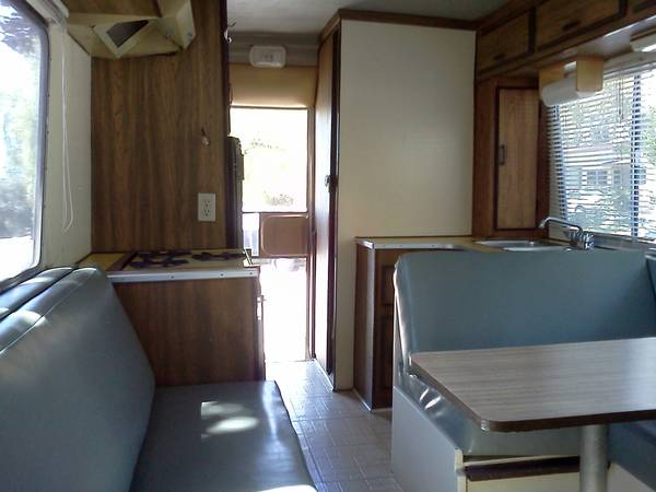 Used Rvs Classic Collectors Item Chinook Rv 1973 For Sale