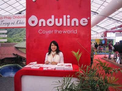 Onduline tại Cần thơ