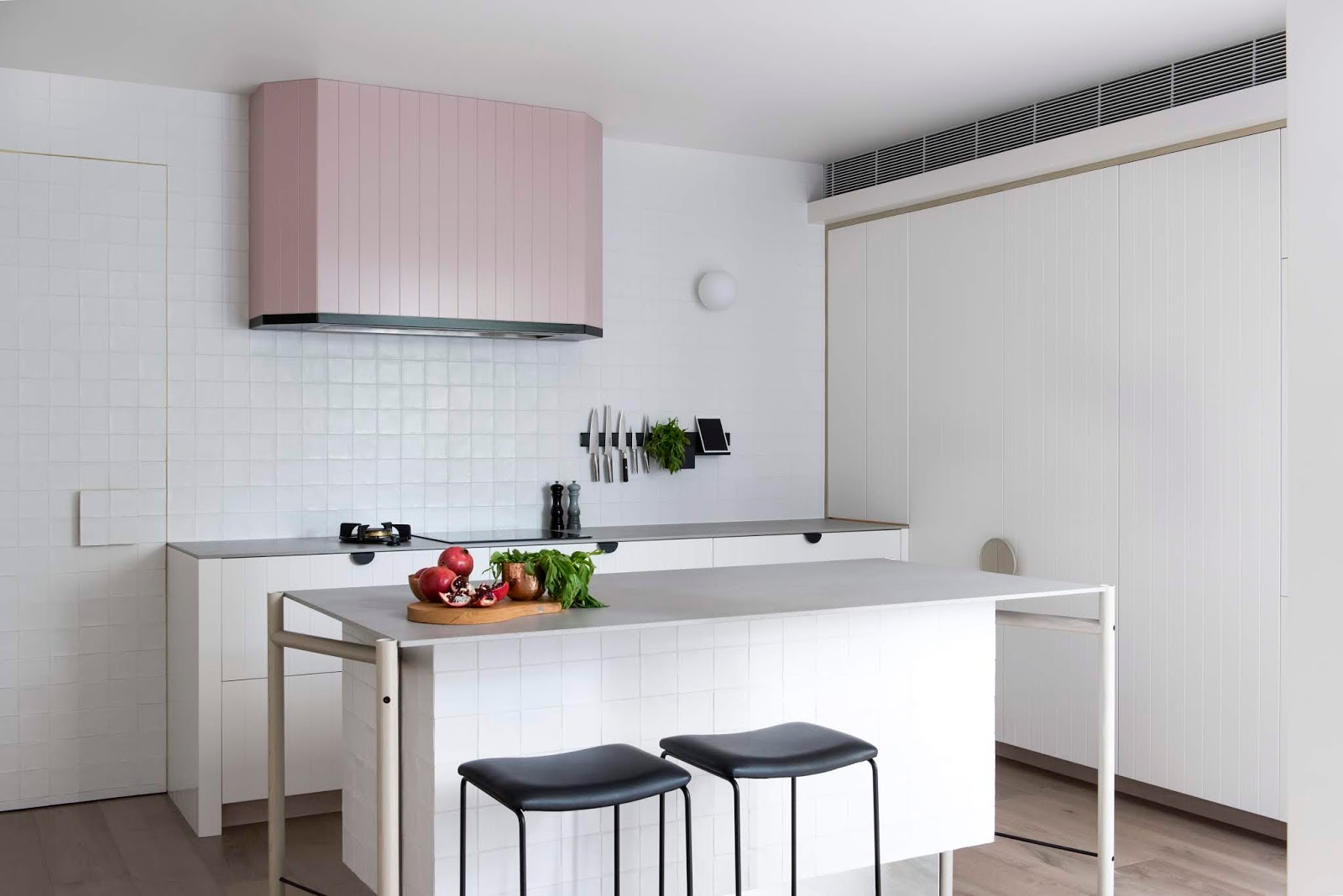 Minosa Paddington Kitchen Awarded Nsw Best Minosa - A-lovely-grey-house-in-paddington-sydney