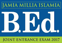 Jamia Millia Islamia B.Ed Admission 2018 Application Form, Entrance Exam, Dates
