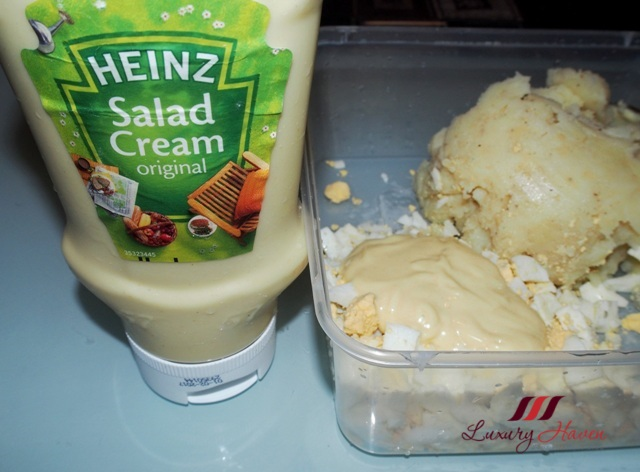 delicious heinz potato salad recipe
