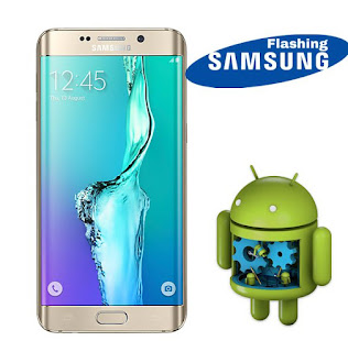 Cara Mudah Flashing Samsung Galaxy S6 edge+ SM-G9287C
