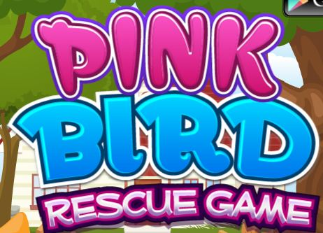 MeenaGames Pink Bird Rescue