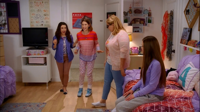 the middle 7x21
