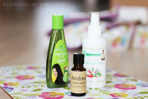 Esencja Andrea, tran, cynk i witamina A, czyli wiosenny plan wzmocnienia włosów - czytaj dalej »