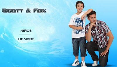 Oferta de ropa de la marca Scott & Fox