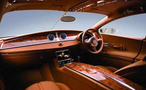 Bugatti Galibier Interior  Pictures Of Cars Hd