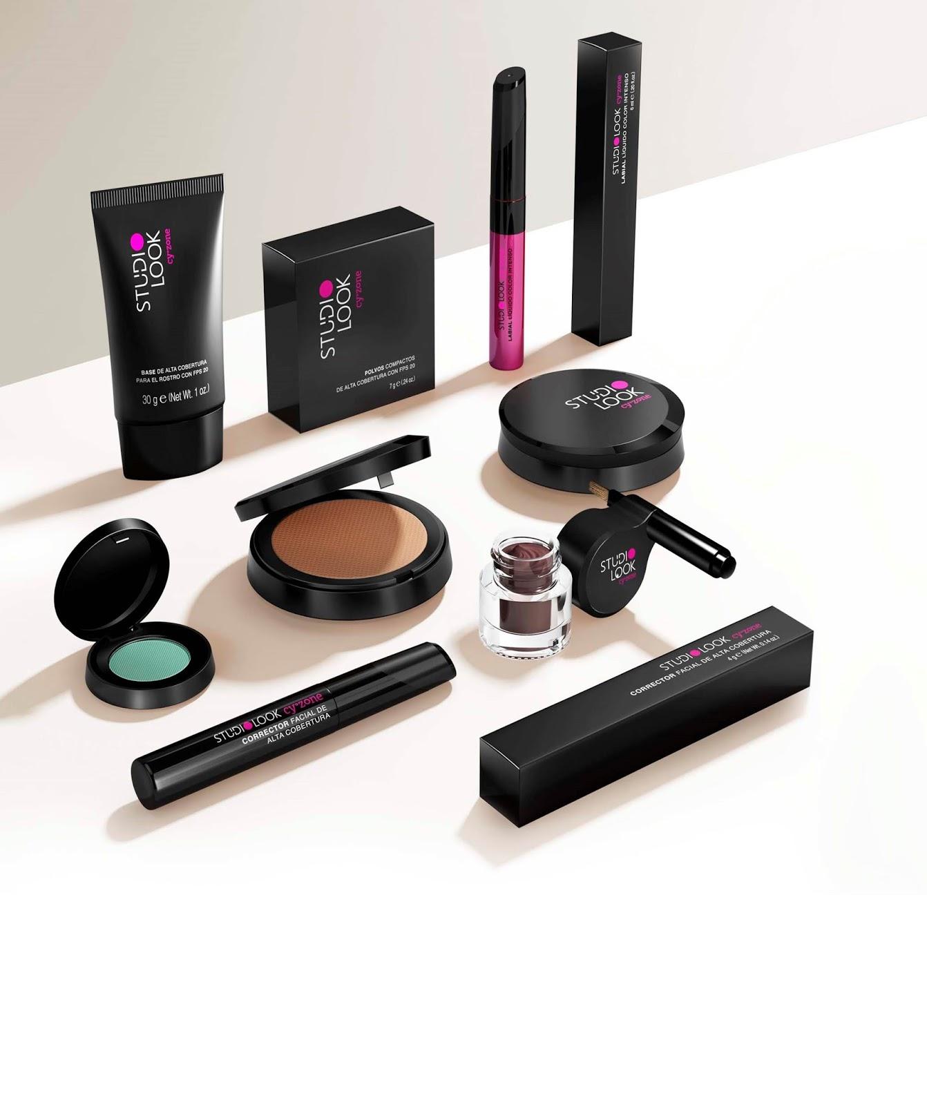 1755f233c Belcorp y su marca Cyzone presentan su nueva línea de maquillaje, creada  para las chicas que les gusta lucir siempre increíbles en sus fotos.