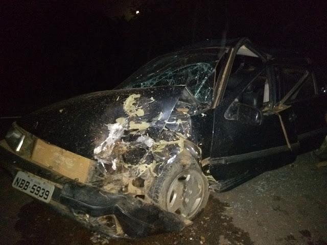Bebê de três meses morre em grave acidente na rodovia Engenheiro Isaac Bennesby