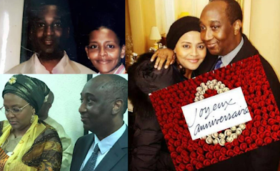 Image result for Abacha's First Daughter, Gumsu Abacha Divorces Her Cameroonian Husband, Bayero Fadil