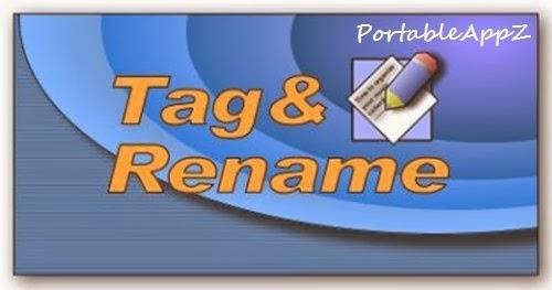 Tag&Rename Portable Portable