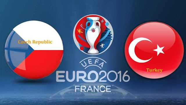 LIVE SCORE EURO: Hasil Ceko vs Turki Prediksi Skor dan Jadwal Piala Eropa 2016 RCTI