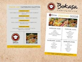 Contoh Proposal Penawaran Catering