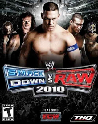 WWE Smackdown vs Raw 2010 Game for PC Download Free