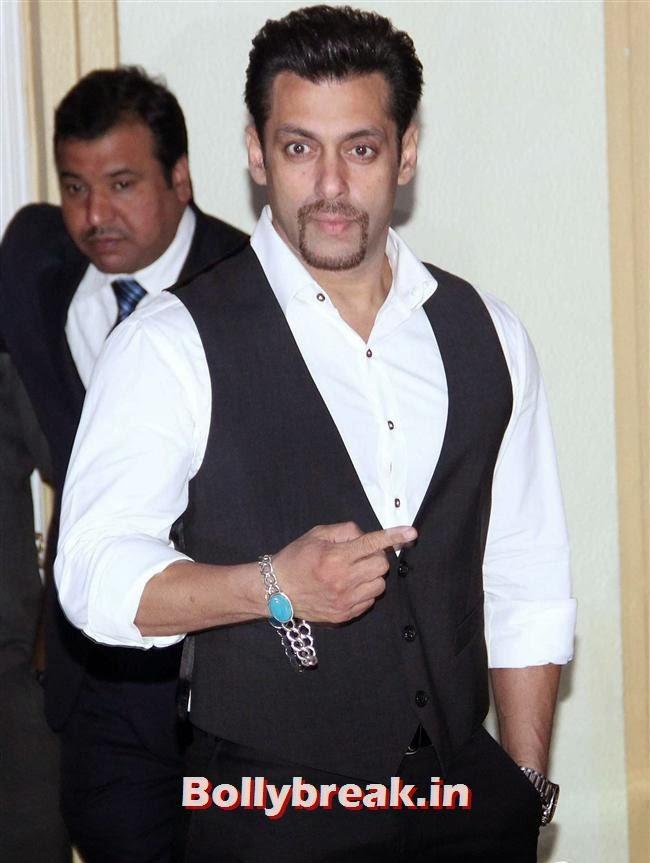 Salman Khan, Anu Malik's Nephew 'Armaan Malik' Album Launch