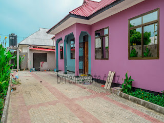 House For Sale Located at Mbagala Majimatitu, 4 Bedrooms,2 Masters. Tsh. Million 80 Negotiable