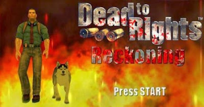 download Game Dead To Rights Reckoning ISO HighCompress For PPSSPP Android