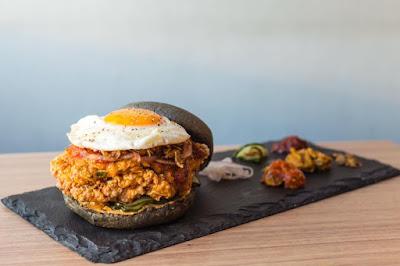 myBurgerLab Nasi Lemak Ayam Rendang Burger Price