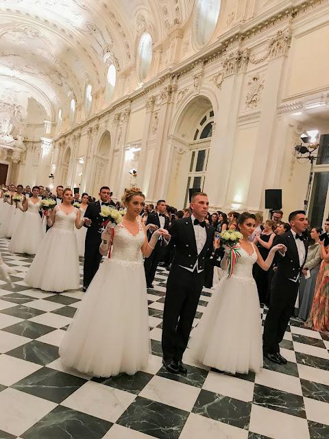 ballo delle debuttanti venaria