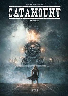 el primer volumen de Catamount, la aventura y ciencia ficción