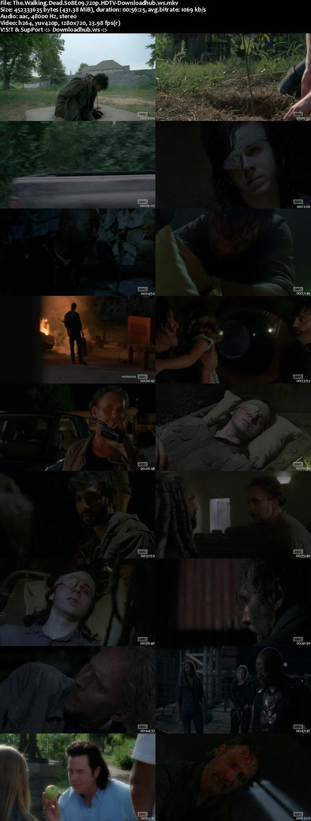 The Walking Dead S08E09 430MB HDTV 720p x264