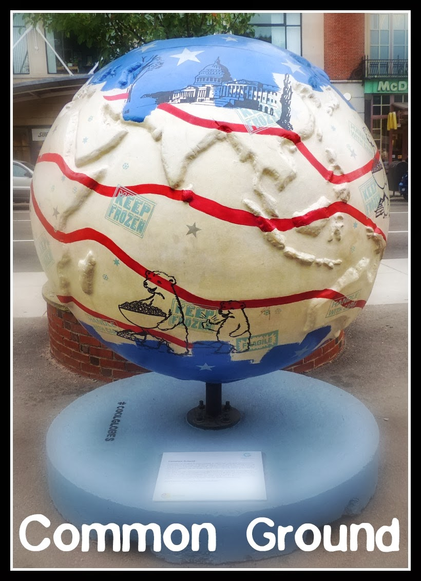 The Cool Globes en Boston: Common I: Common Ground