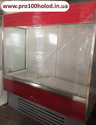 регалы холодильные pro100holod.in.ua