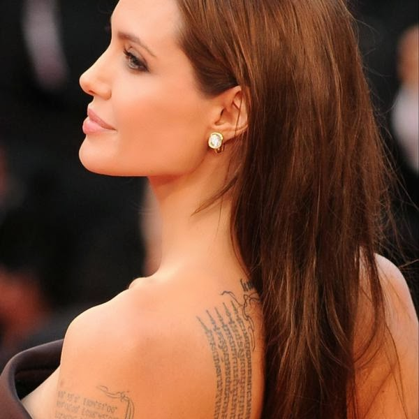 Conheça as tatuagens das famosas