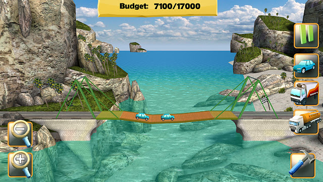 Download Bridge Constructor apk completely new edition