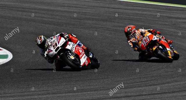 MotoGP San Marino Misano: Hasil FP1 dan FP2