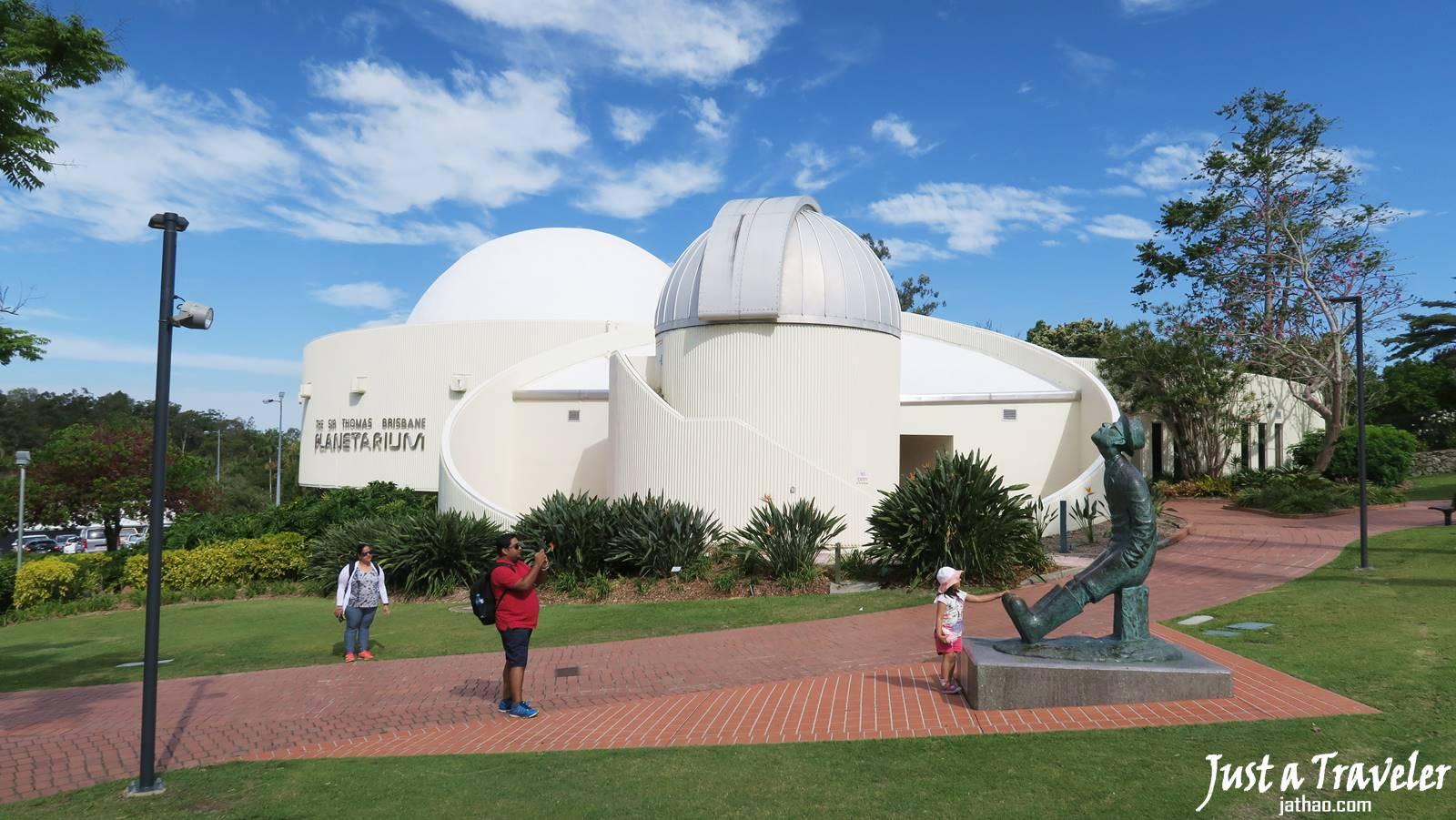布里斯本-景點-庫薩山-市區-遊記-植物園-行程-Mt. Coot-Tha-Brisbane