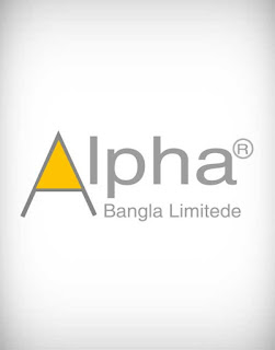 alpha bangla ltd vector logo, alpha bangla ltd logo, alpha bangla ltd, company, office, industry