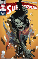 DC Renascimento: Superman #43
