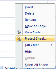 Cara Memproteksi Cell Tertentu Pada Excel 2007 : memproteksi, tertentu, excel, Proteksi, Cell,, Sheet, Workbook, Excel