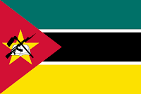 MOZAMBIQUE flag