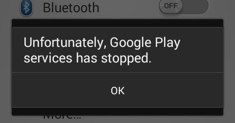 [Solve] Unfortunately Google Play Services Has Stopped · Any Type Tricks