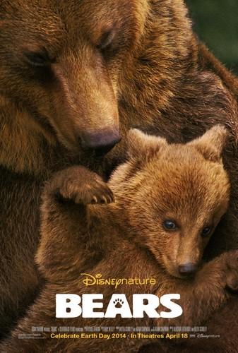 Bears (Osos) (2014) [BRrip 1080p] [Latino] [Documental]